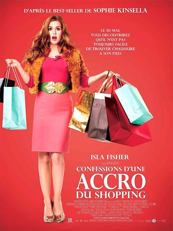 Confessions d'une accroc du shopping