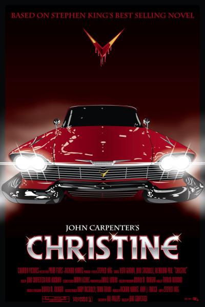 Christine Films d'horreur