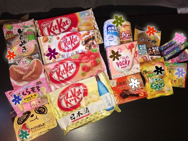 Dégustation Candy San