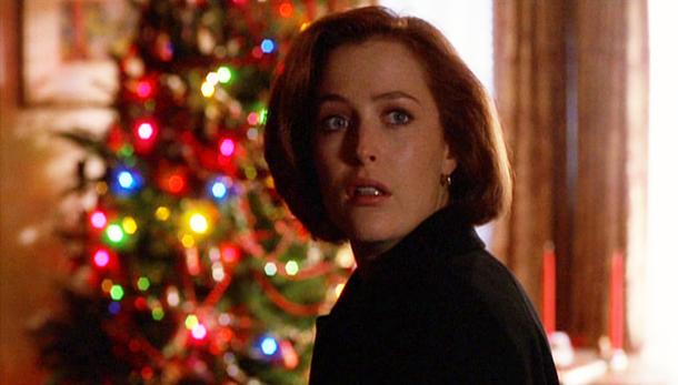 X-files Noël