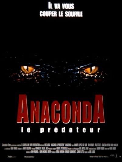 anaconda film 1997