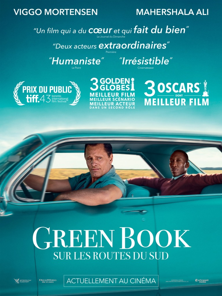 Green Book sur les routes du Sud Peter Farrelly