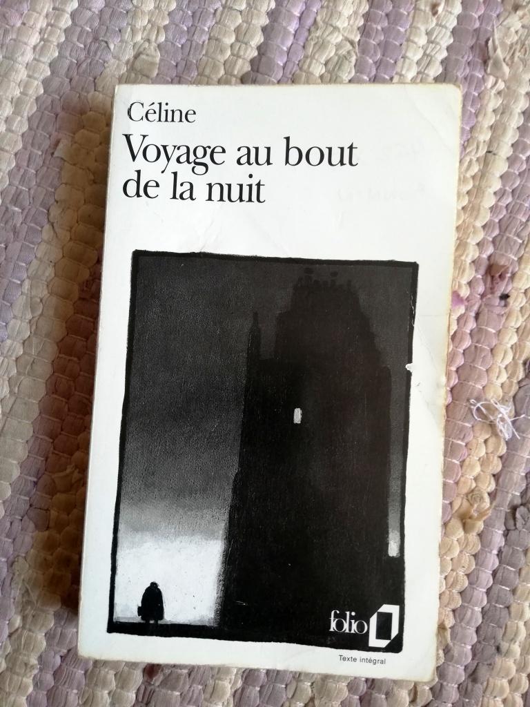 Céline Voyage au bout de la nuit