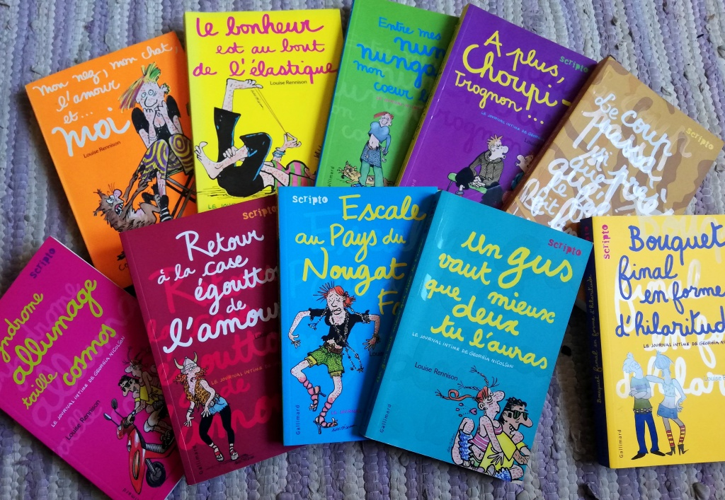 Louise Rennison Le journal intime de Georgia Nicolson