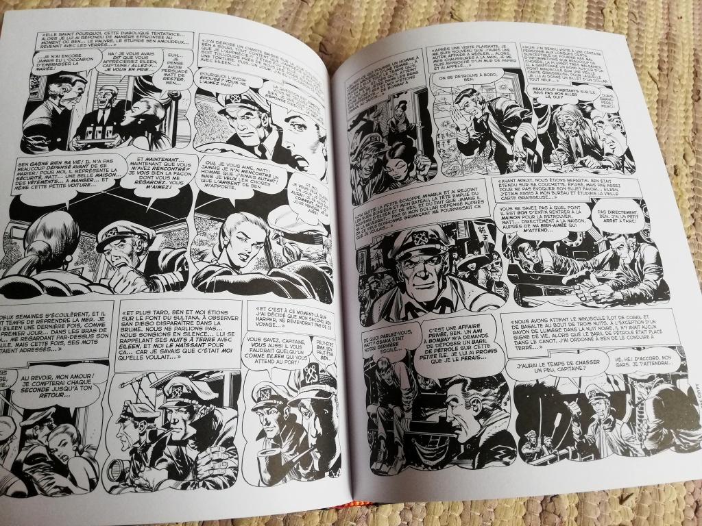 Comics les contes de la crypte