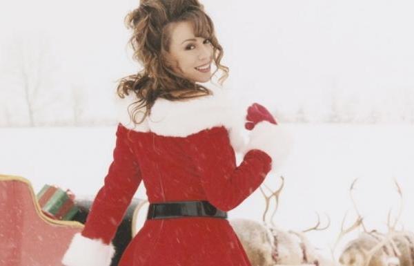 Mariah Carey chansons de Noël