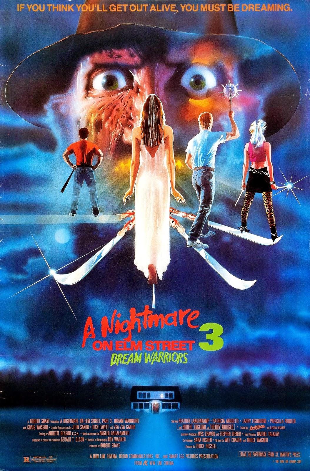 Les griffes du cauchemar Freddy 3