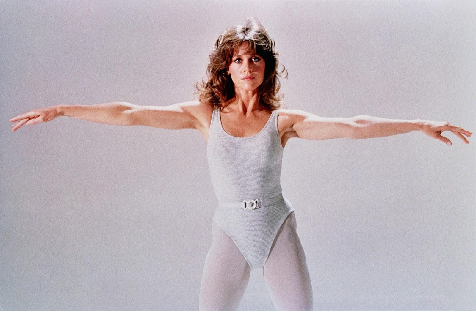 Jane Fonda Aérobic