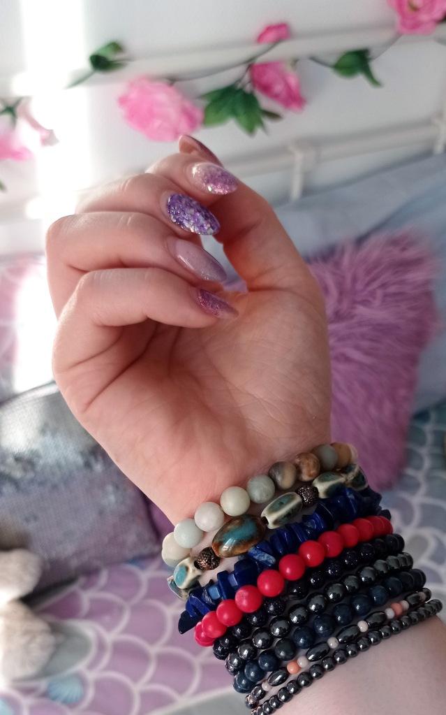 Bracelets en pierre lithothérapié